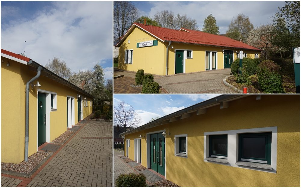 Dorfgemeinschaftshaus Steinheim - Rolfzen