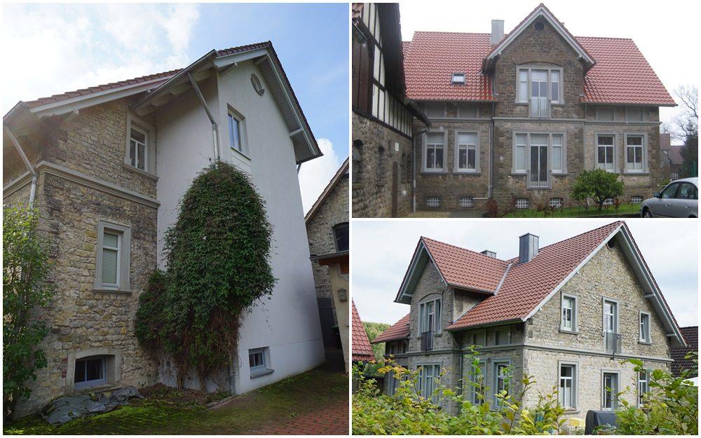 Sanierung und Erweiterung zum Zweifamilienhaus