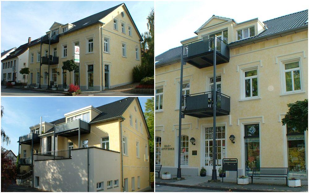 Stadthaus mit Apotheke und fünf Wohneinheiten