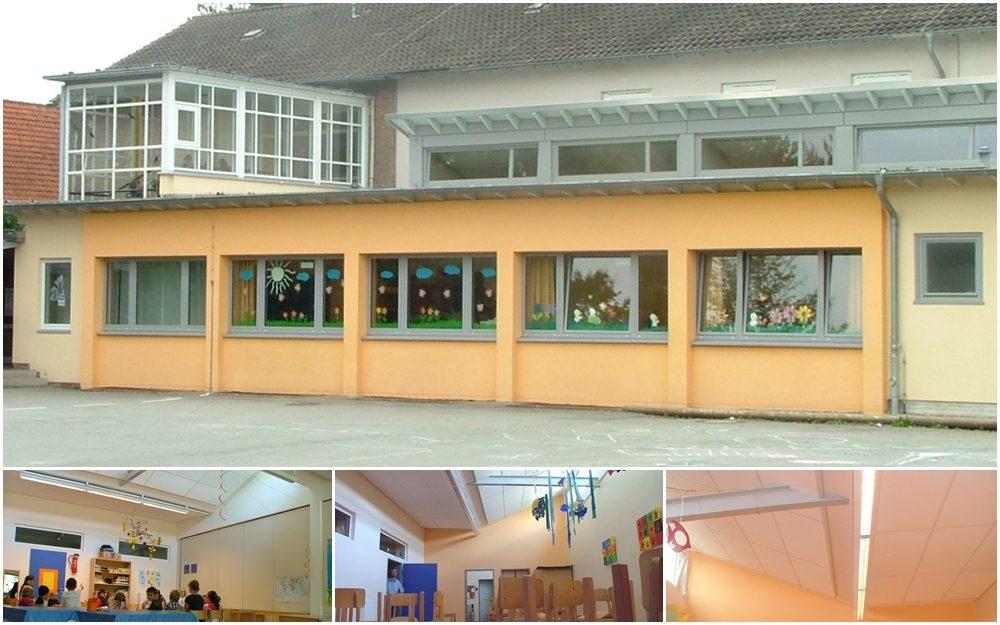 Sanierung und Umbau einer Grundschule zur OGS