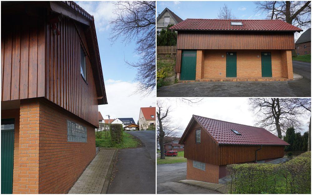 Vereinsheim St. Georg Schützenbruderschaft Rolfzen