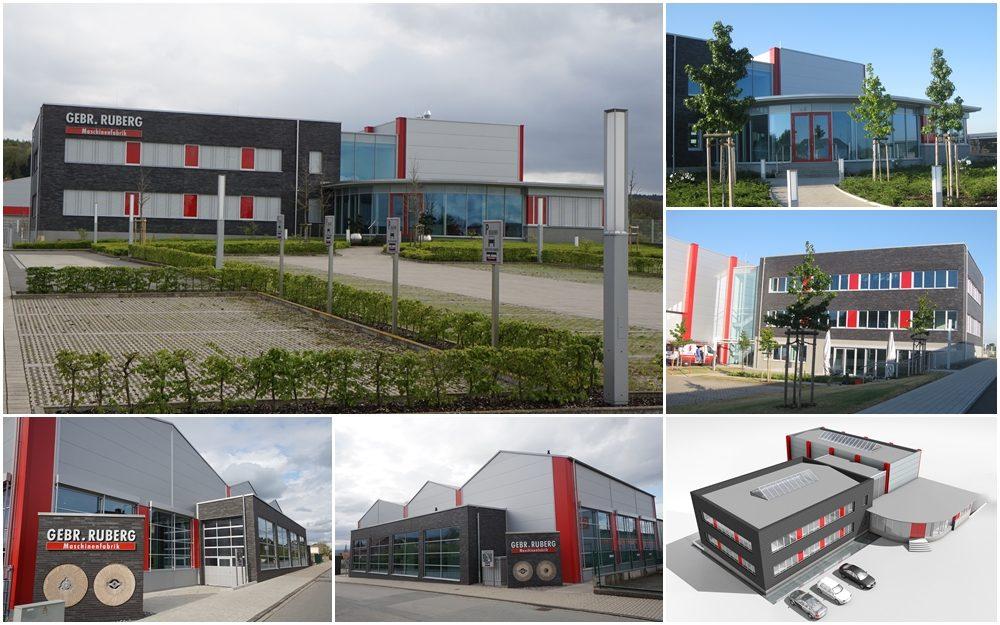 Neubau eines Verwaltungsgebäudes mit Technologiezentrum