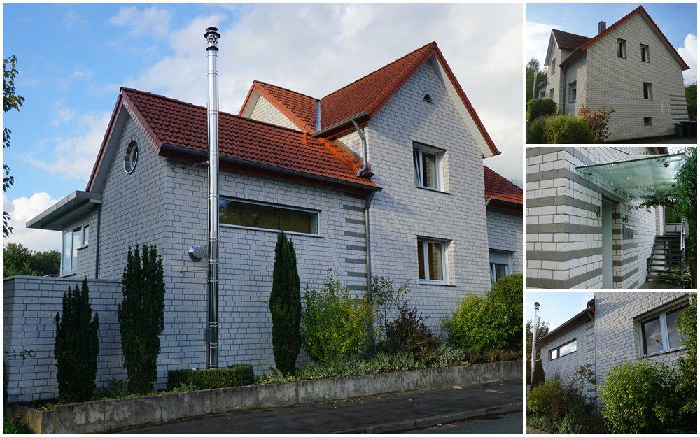 Sanierung eines Einfamilienhauses mit Anbau
